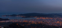 Volos-Greece (Rouslore) Tags: volos panorama night summernight longexposure nikon1855