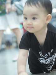 PA044320 (Feeder Wang) Tags: olympus omd em5 mzuiko digital 45mm f18 taiwan taipei     baby model  muji