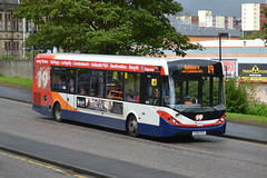 Stagecoach AD Enviro 200 26006 YX65PZF - Dunfermline (dwb transport photos) Tags: stagecoach alexander dennis enviro bus 26006 yx65pzf dunfermline