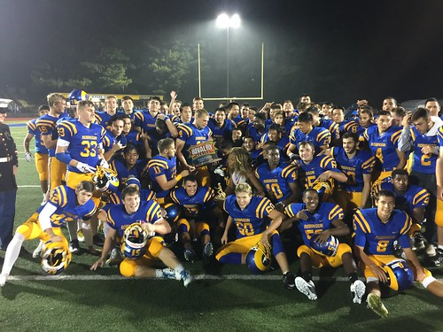"""Robinson vs Chantilly 9.30.2016 • <a style=""""font-size:0.8em;"""" href=""""http://www.flickr.com/photos/134567481@N04/29951325751/"""" target=""""_blank"""">View on Flickr</a>"""