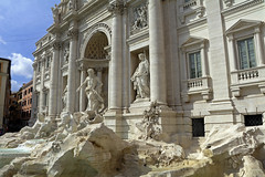 Trevi Fountain (TonyKRO) Tags: rome italy tourism travel travelphotography tourist attraction trevi trevifountain history architecture monument fontanaditrevi baroque fountain threecoinsinafountain