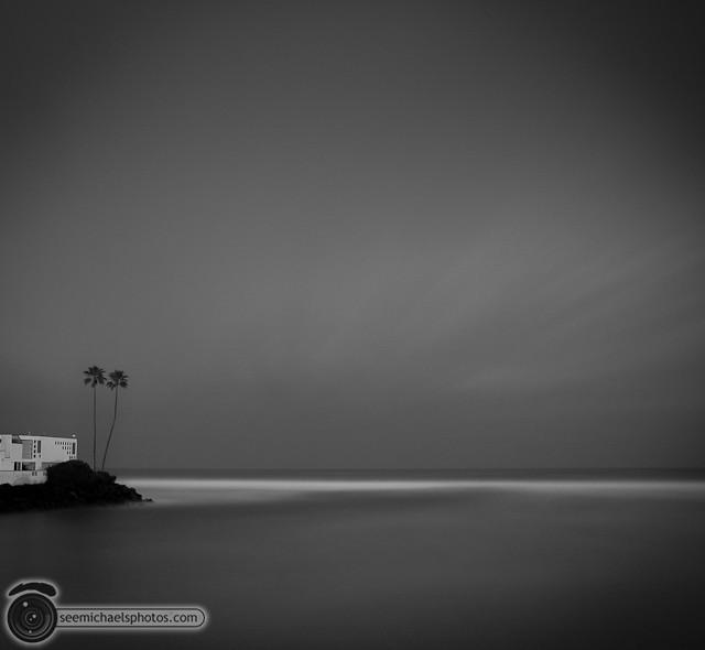 Del MAr Dog Beach at Night 32011 © Michael Klayman-002
