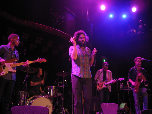 Destroyer, Great American Music Hall, 03-21-11