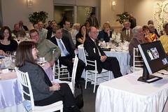 ECE Retirement Party (buece) Tags: usa boston massachusetts retirementparty faculty collegeofengineering photonics