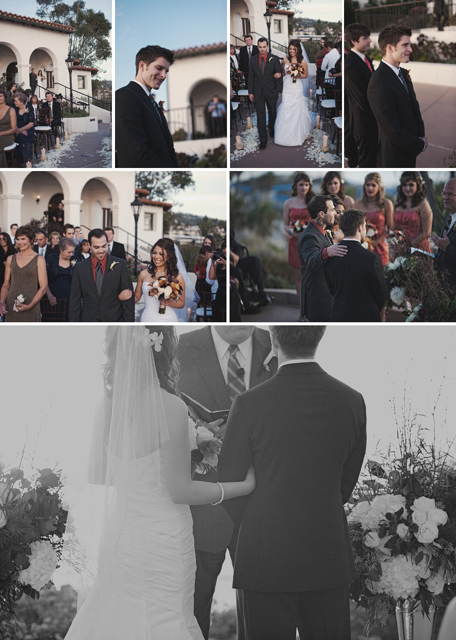 Casa Romantica Wedding Photography San Clemente Ole Hanson 014