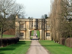 Gate House (Harlaxton College) Tags: college university lincolnshire study abroad manor evansville harlaxton