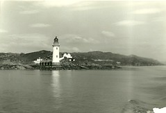 Old Skye Ferry 3 (Andrew M Stewart) Tags: lighthouse 1962 skyeferry