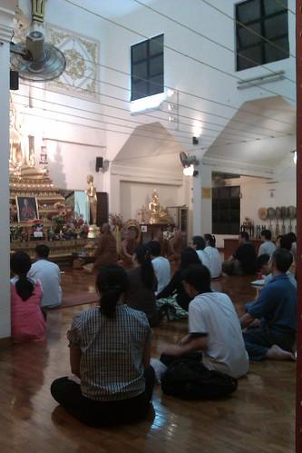 Phra Ajaan Boonmee Dhammarato talk.jpg