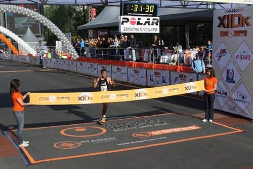 Resultados carrera IMAGEN 10K Mexico DF 2011