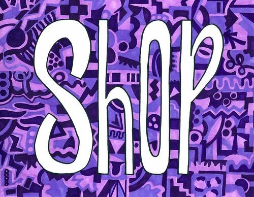 shop - art print