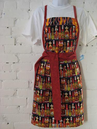 Hot Sauce apron