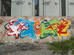 STENZ (Lurk Daily) Tags: graffiti bay berkeley east tpk ogk stenz