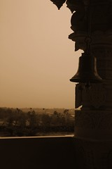 On the banks of sabarmati (Sonali Dalal) Tags: temple bell ahmedabad riverview sabarmati sabarmatiriver theindiatree