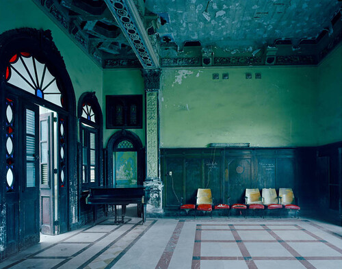 Michael Eastman, Music Room, Havana