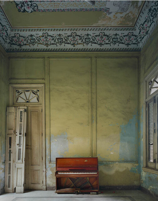 Michael Eastman, Red Piano
