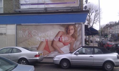 Sexist advert?