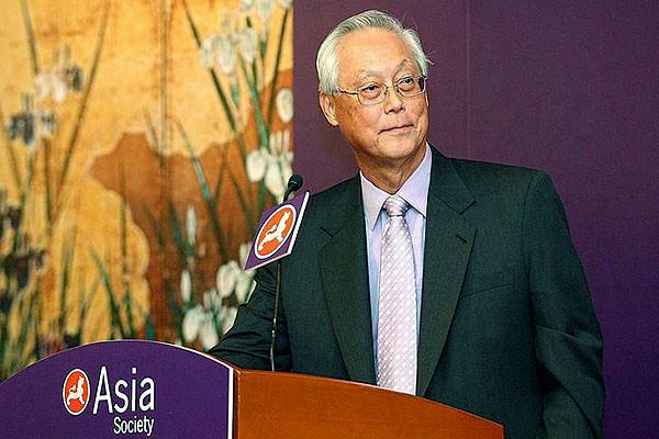Senior Minister Goh Chok Tong