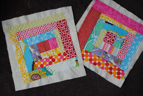 Abi's Blocks for April ~ Australasian Bee