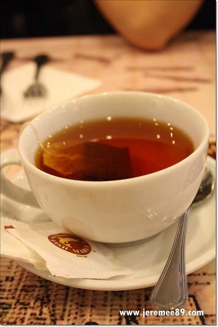 Manhattan Fish Market @ Gurney Plaza - English Breakfast Hot Tea