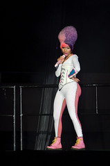 Photos of Nicki Minaj, I Am Still Music Tour 2011