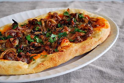 10 Yummy Sausage Pizza Recipes