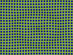 Warping Dots Illusion (Portland Magician) Tags: magic illusion