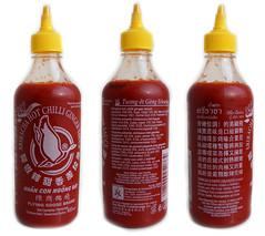 Sriracha Gember