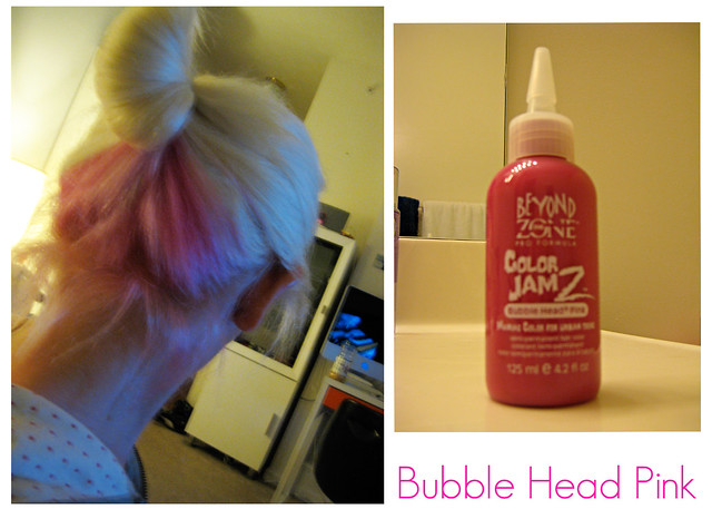 bubble head pink 1