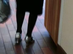 Silver Shoes Kinnear
