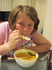 Amy's dinner