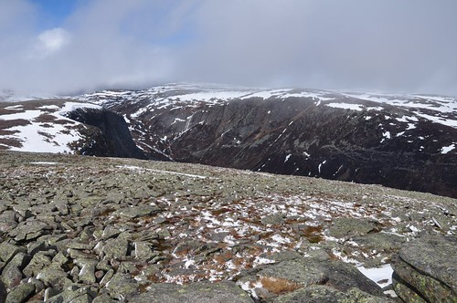 White Month from Broad Cairn