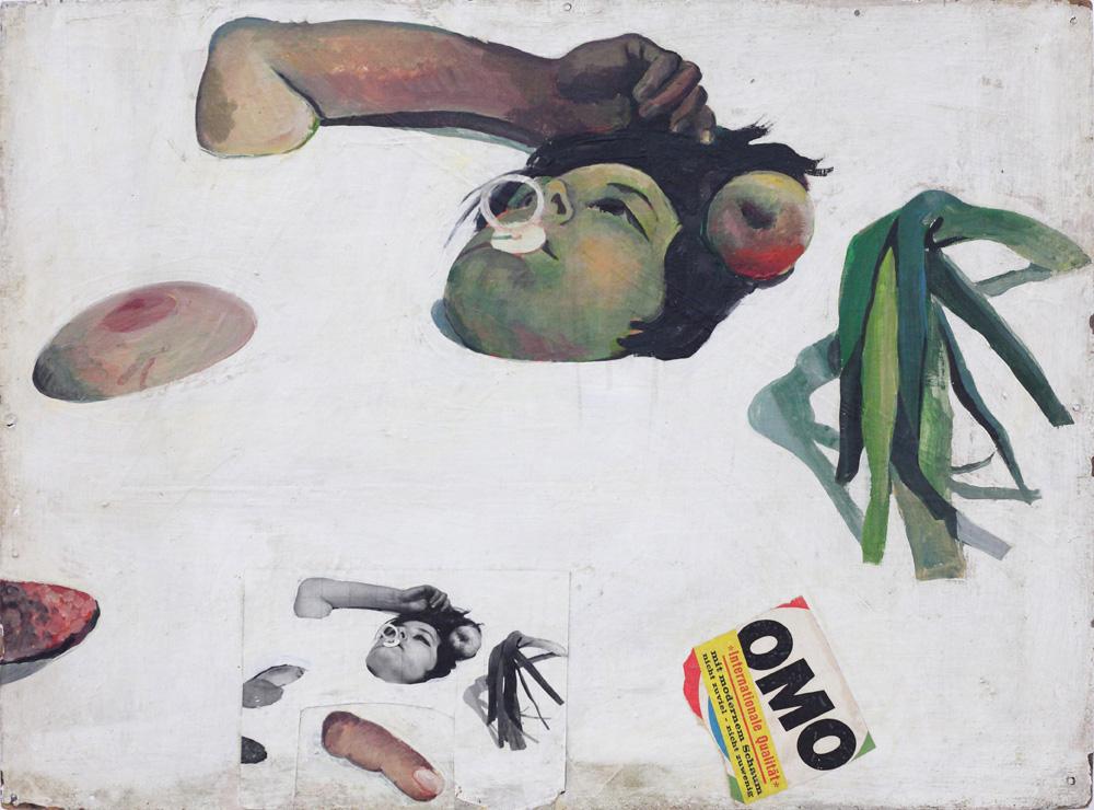 Otto Mühl, Untitled, 1966