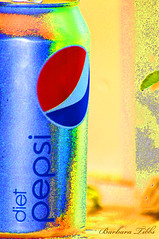 """Pop"" Art (misst.shs) Tags: photoshop nikon can popart pepsi d90 macromonday slidersunday"