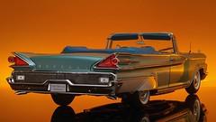 Photo Series 9-10-09 stack2-4mod4XCZ (mikedetorrice) Tags: mercury 1959 118 diecast sunstar