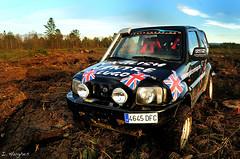 foto campeonato espana trial 4x4:
