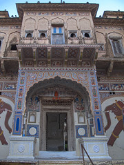 IMG_9570_71_72 (xsalto) Tags: houses maisons painted inde mandawa peintes havelis