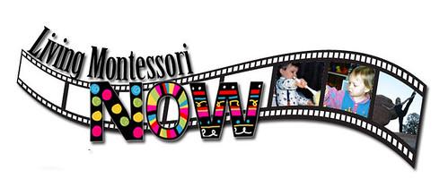 Living Montessori Now Logo