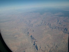 Grand Canyou from 34,000 feet (proudnamvet........Patriot Guard Riders) Tags: southwest grandcanyon tahoe mead oklahomacalifornianevada