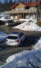 Open sky i Audi Q5