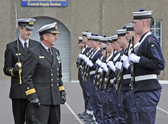 Naval Service Recruits Passing out Parade