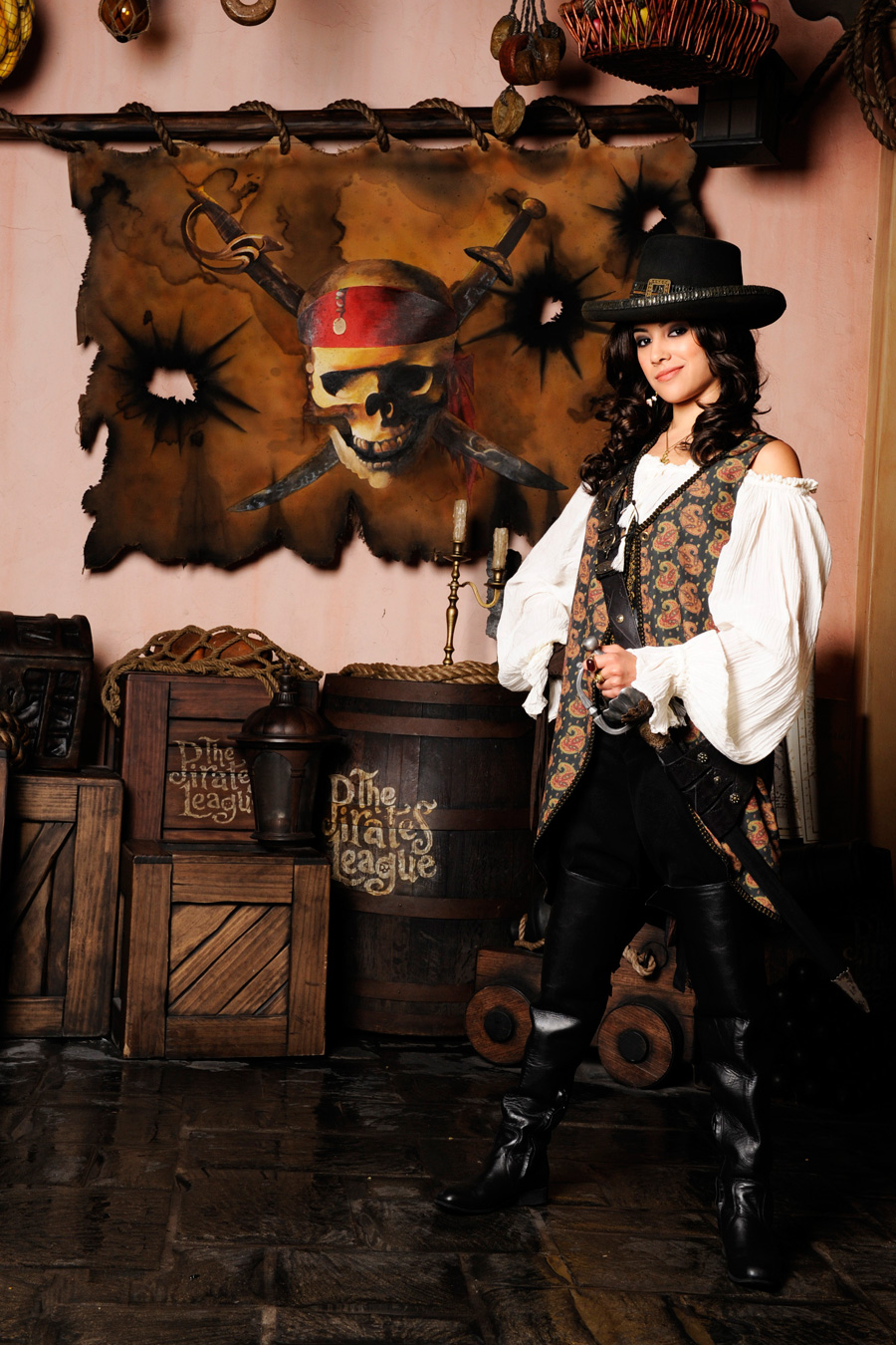 Angelica of 'Pirates of the Caribbean: On Stranger Tides'