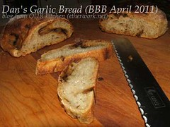 Dan's Garlic Bread (BBB April 2011)