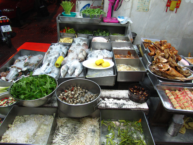 5632684807 65495969df o Lan Thung Khao Tom Hua Pla Restaurant in Bangkok