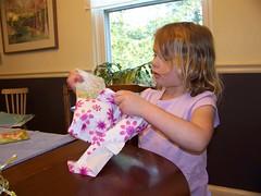 Q5 opening C6s gift