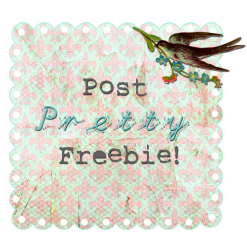 vintage Freebie square  ex