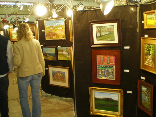 Wet Paint Show & Sale