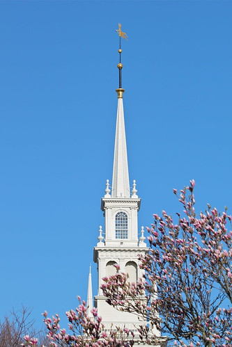 Trinity Church Steeple