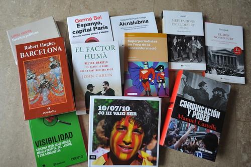 Recomanacions Sant Jordi 2011