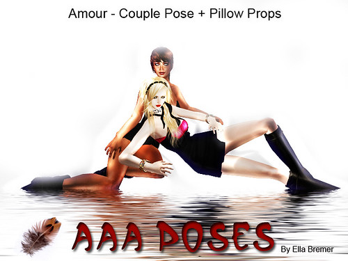Amour - Perfect Couple Hunt Item by AAA Poses by Ella Bremer