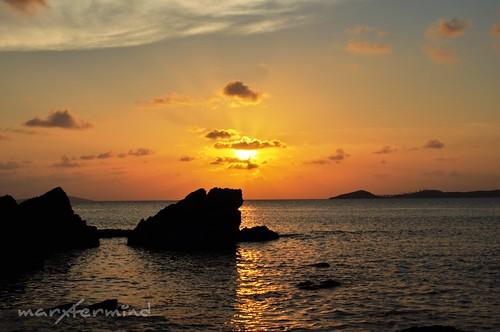 Calaguas_Mahabang Buhangin Sunset 02